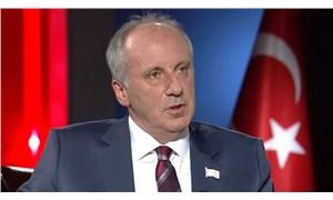 Muharrem İnce'den 'Buradan sana kemik düşmez' diyen Erdoğan'a yanıt