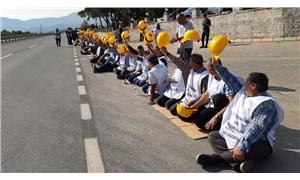 Somalı madenciler:Barikatları yıka yıka Ankara'ya geleceğiz