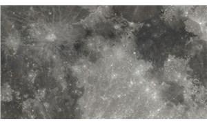 NASA, Ay'ın 3D haritasını paylaştı
