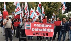 ÖDP Uşak'ta sokağa çıktı: Ekonomik krize karşı tek çare halk iktidarıdır