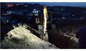 Ankara'da iş cinayeti: 1 işçi öldü