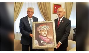 Eriş'ten Kılıçdaroğlu'na ziyaret