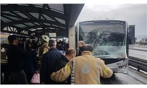 İETT, metrobüs kazalarının yaşanmaması için çalışma yürütüyor