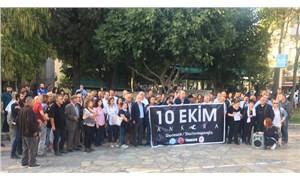 10 Ekim'de hayatını kaybedenler Muğla'da anıldı