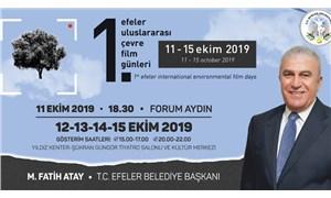 Efeler Belediyesi Çevre Film Günleri yarın başlıyor