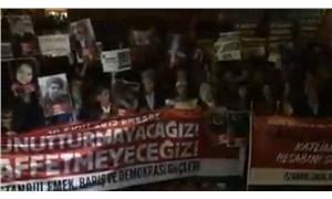 İstanbul'da 10 Ekim anması: 4 kişi gözaltına alındı