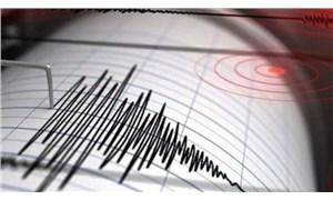 Marmara'da 4,0 büyüklüğünde deprem