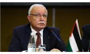Filistin: Barış Pınarı Harekatı'nı kınamadık, Suriye'nin kuzeyinde olanlara dair açıklama yapmadık