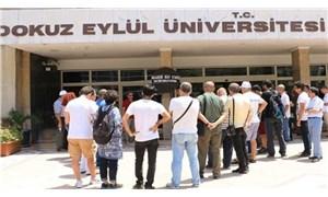 'Okulumuz taşınmasın' diyen öğrencilere uzaklaştırma