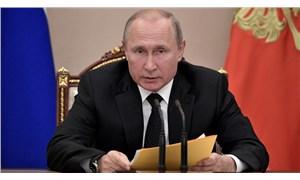 Putin'den 'Barış Pınarı Harekatı' açıklaması