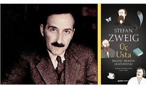 Zweig'ın ustalara saygı kitabı