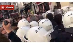 Cumartesi Anneleri'nin 759'uncu hafta buluşmasına polis saldırısı