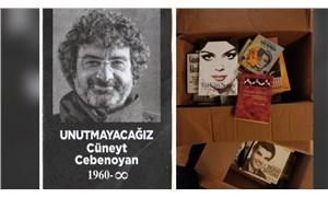 Cüneyt Cebenoyan'ın kitapları Mithat Alam'da
