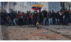 Ekvador'da Moreno'dan göstericilere 'aracısız diyalog' çağrısı