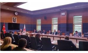 Komisyon'un gündemi Suriye değil, Uganda