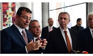 Büyükşehir belediye başkanları Whatsapp grubu kurdu