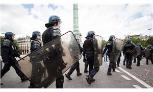Fransa'da hareketlilik: Silahlı bir kişi İçişleri Bakanlığı'nın eğitim merkezine girdi