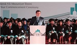 Halkbank Davutoğlu'nun kurucuları arasında olduğu üniversitenin tüm varlıklarına tedbir koydu