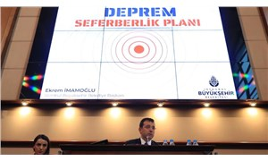 İmamoğlu'ndan deprem sunumu: '120 milyar TL ekonomik kayıp yaşanabilir'