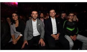 İmamoğlu ve Akpolat, İstanbul Komedi Festivali açılışına katıldı