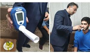 Öğrencilere sigara ölçüm testi yapıldı: 'İslami açıdan sigaraya bakış'