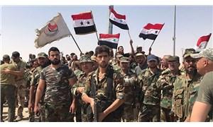 SANA: Suriye ordusu Tel Tamer'e asker konuşlandırıyor