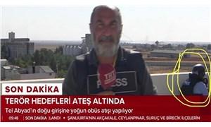 A Haber'in fotoğraf tartışmasına Nevşin Mengü de katıldı: Kameramanın ki patlıcan mı?