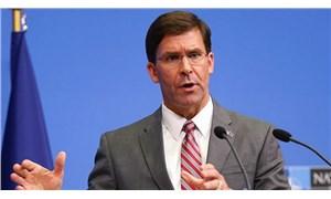ABD Savunma Bakanı: NATO üyelerini Türkiye'ye karşı diplomatik ve ekonomik adım atmaya çağıracağım