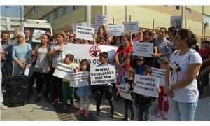 Bayraklı'da okul içinde okula isyan