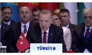 Erdoğan: Münbiç'ten Irak sınırımıza kadar olan bölgeyi güvenli hale getireceğiz