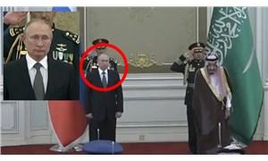 Suudi bandosundan Rusya milli marşına tuhaf yorum