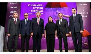 23. İstanbul Tiyatro Festivali ödül töreni gerçekleşti