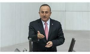 Çavuşoğlu: Söz konusu yaptırımlara cevabımızı vereceğiz