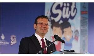 İmamoğlu, İstanbul Halk Süt dağıtımı uygulamasını başlattı