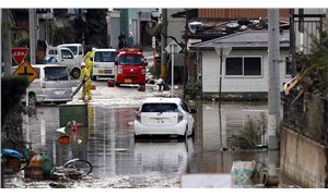 Japonya'da tayfundan ölenlerin sayısı 74'e yükseldi
