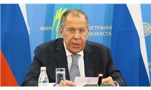 Lavrov: Türkiye ve Suriye'nin işbirliği için katkıda bulunacağız