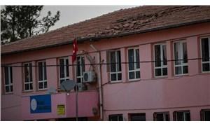Birecik'te okula havanlı saldırı