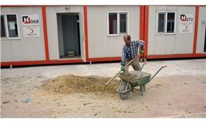 Depremde zarar gören veteriner fakültesi hastanesi, konteynerlerde hizmet verecek
