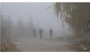 Meteorolojiden yağmur ve sis uyarısı