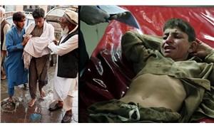 Afganistan'da 2 patlama: 62 ölü, 100'den fazla yaralı