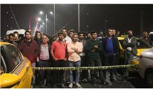 Boğaz Köprüsü'nde silahlı intihar girişimi