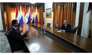 Rusya ile görüşen Esad: Türkiye, ABD ve diğer illegal güçler Suriye'den çekilmeli
