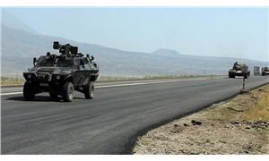 Ağrı'da devriye görevi yapan zırhlı araca PKK saldırısı: 1'i ağır 5 asker yaralı
