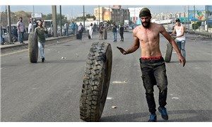 Lübnanlılar bugün de sokaklara döküldü