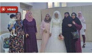 14 yaşındaki Suriyeli çocukla 35 yaşındaki adamın 'düğün görüntüleri' ortaya çıktı!