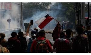 Şili'deki zam karşıtı protestolarda 8 kişi öldü