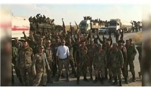 Suriye ordusu, Rakka'ya girdi