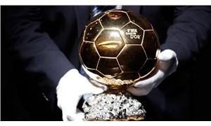 'Ballon d'Or' için yarışacak isimler açıklandı
