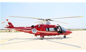 Eski başkanın helikopteri satışta