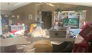 ABD'de bir evde kötü koşullarda yaşayan 3 çocuk ve 245 hayvan bulundu